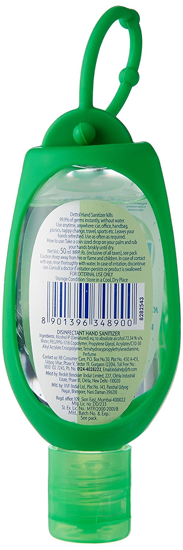 Dettol Original Instant Hand Sanitizer (Sleeves) 50 Ml