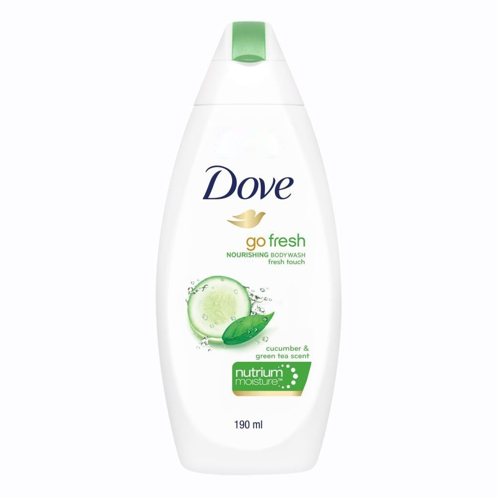 Dove Go Fresh Nourishing Body Wash 190 Ml
