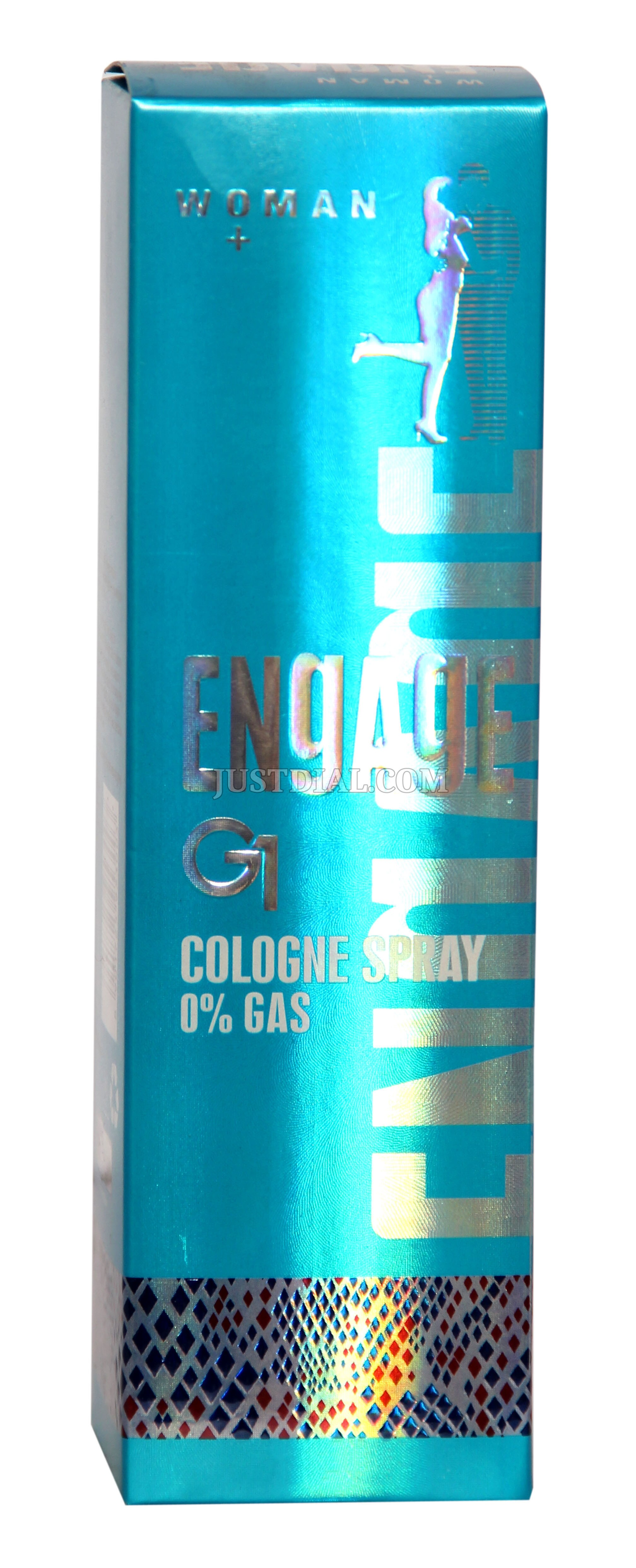 Engage Women's G1 Cologne Spray 150 Ml