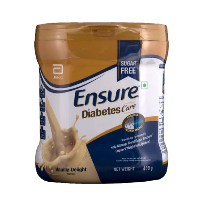 Ensure Diabetes Care Powder Vanilla Delight