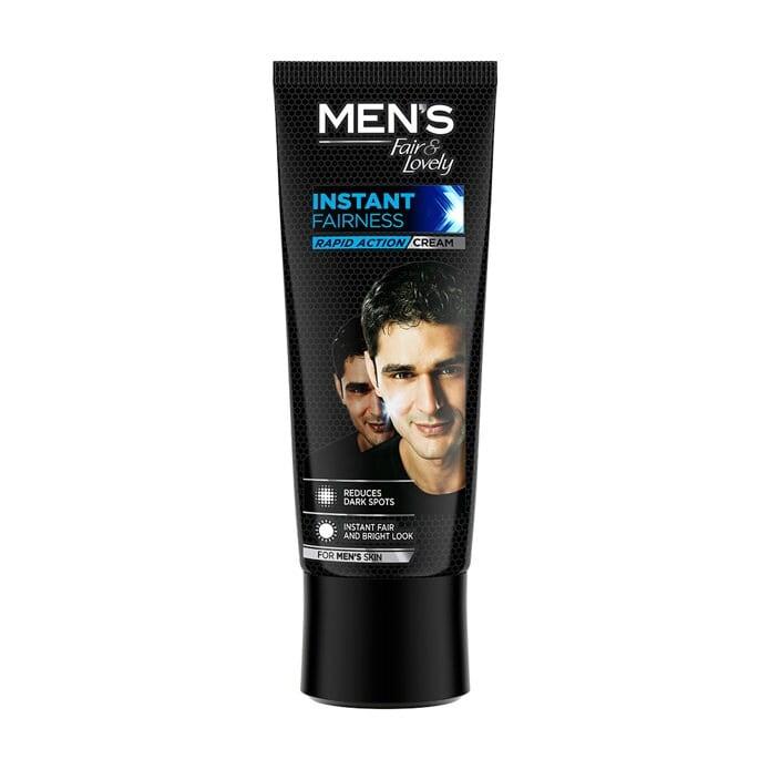 Fair & Lovely Mens Instant Fairness Cream 50 Gm