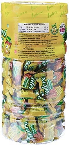 Falero Pineapple Panga Candy 581.4 Gm