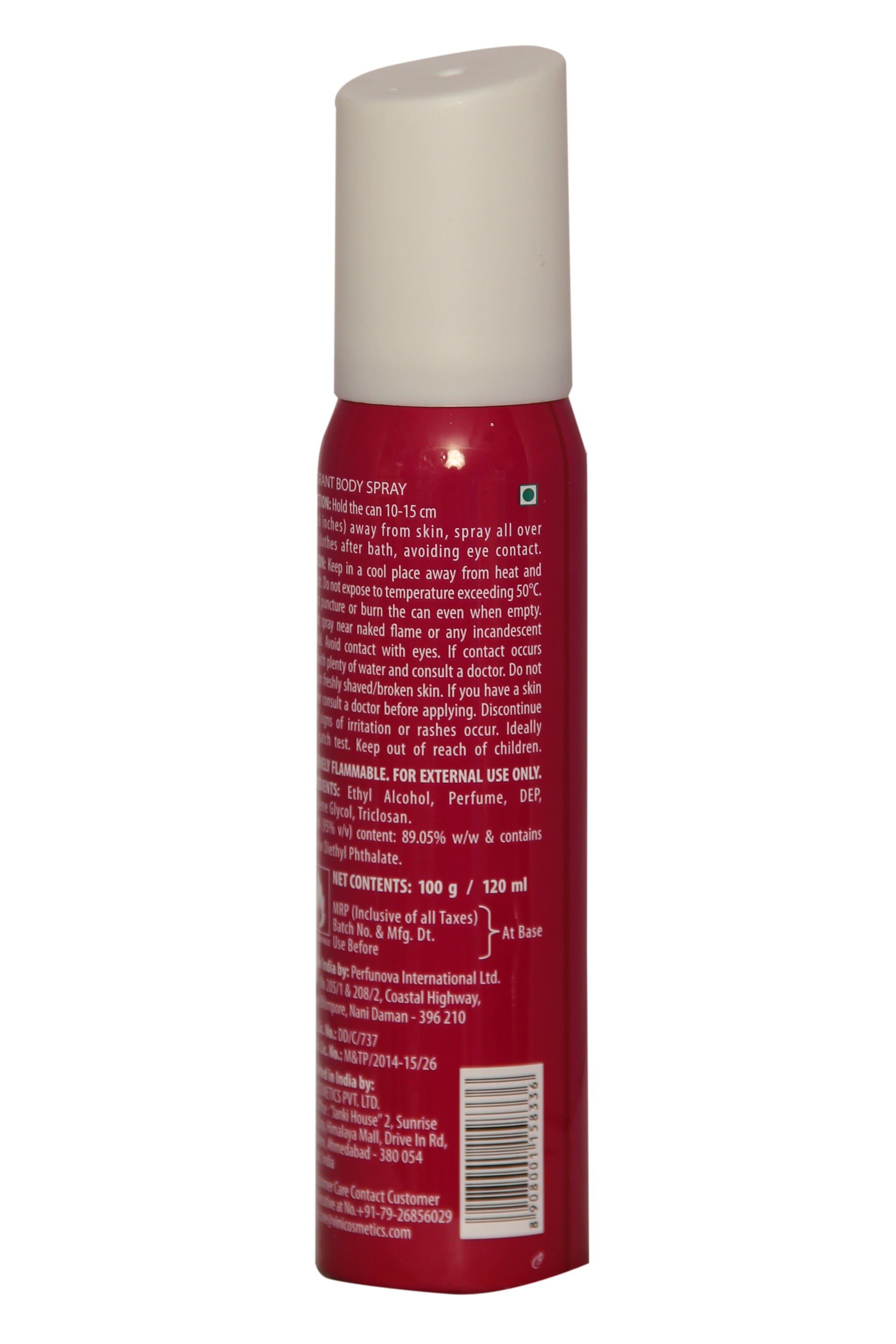 Fogg Delicious Fragrance Body Spray 120 Ml
