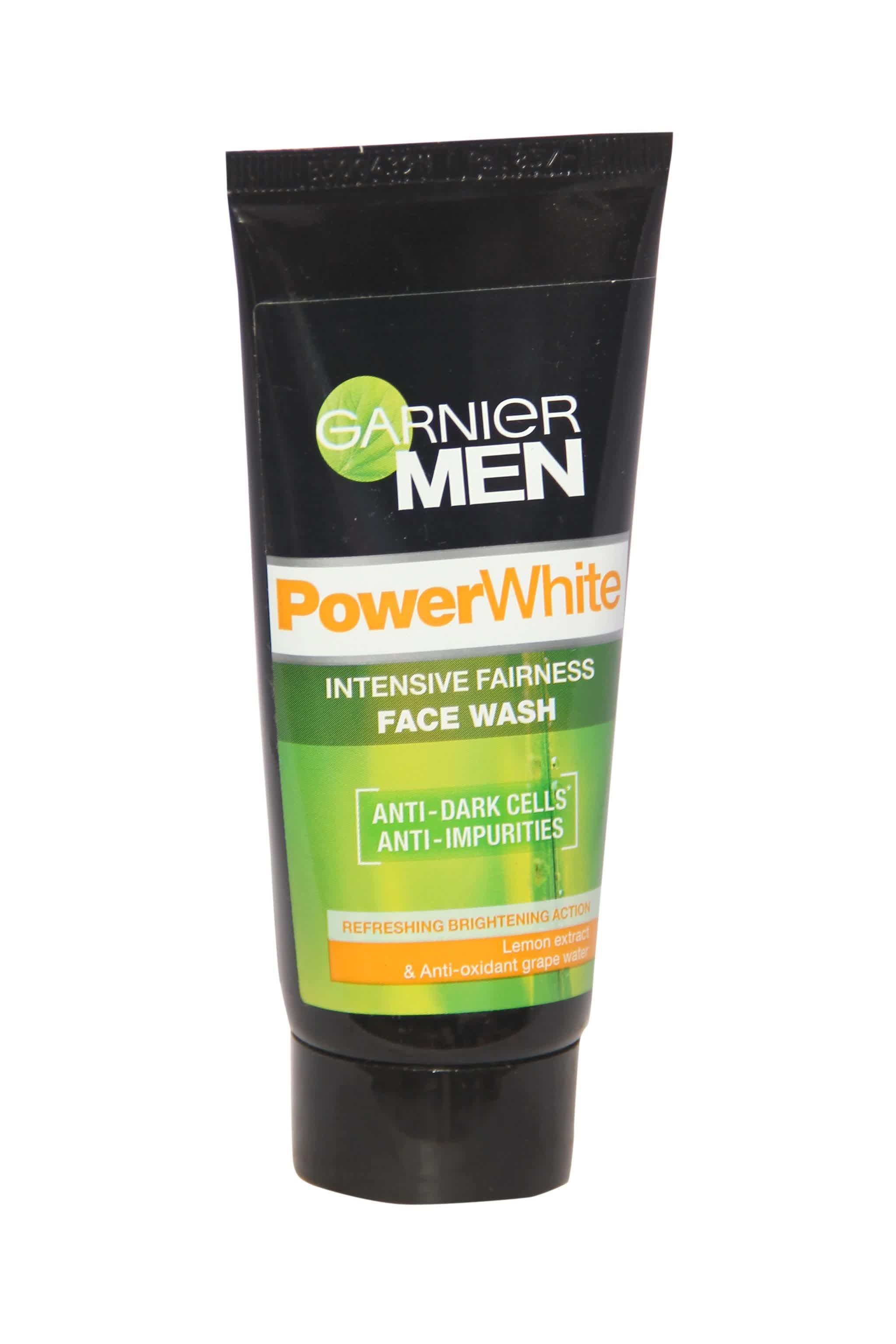 Garnier Men Light Face Wash 50 Gm