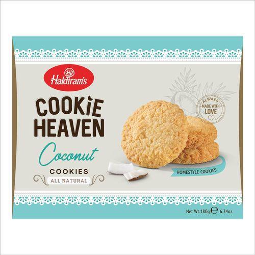 Haldirams Heaven Coconut Cookies 180 Gm