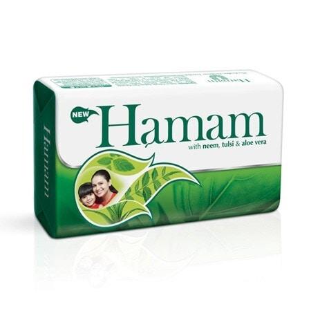 Hamam Neem Tulsi & Aloe Vera Bath Soap