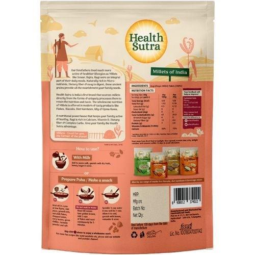Health Sutra Ragi Flakes 250 Gm