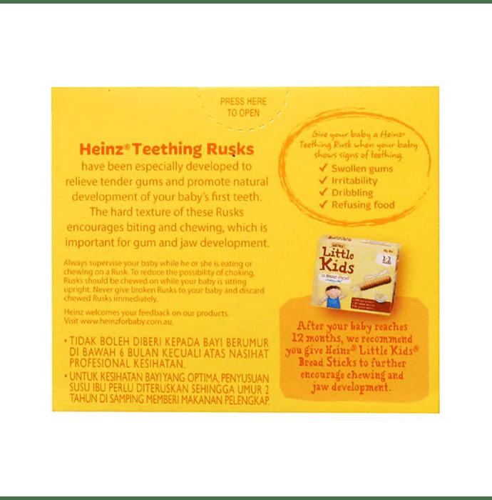 Heinz Teething Rusks