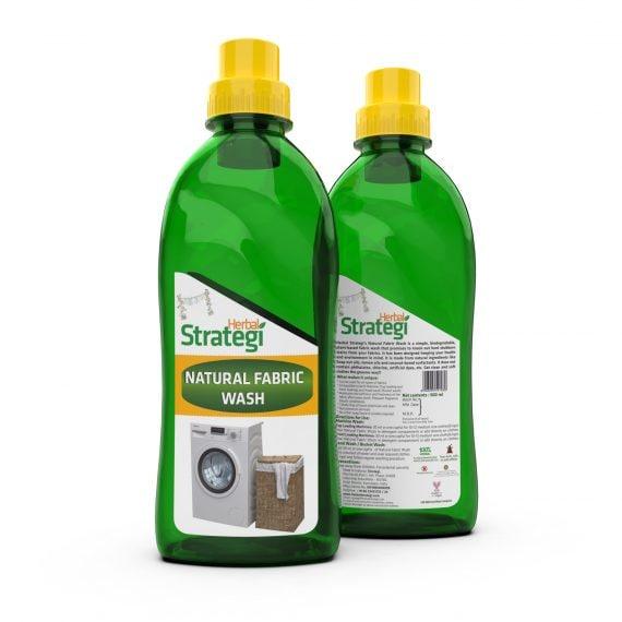 Herbal Strategi Herbal Natural Fabric Wash