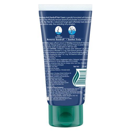 Himalaya Anti Dandruff Hair Cream (Tube) 50 Ml