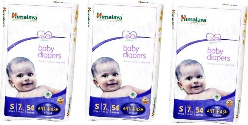 Himalaya Baby Diaper - S 3 Pc