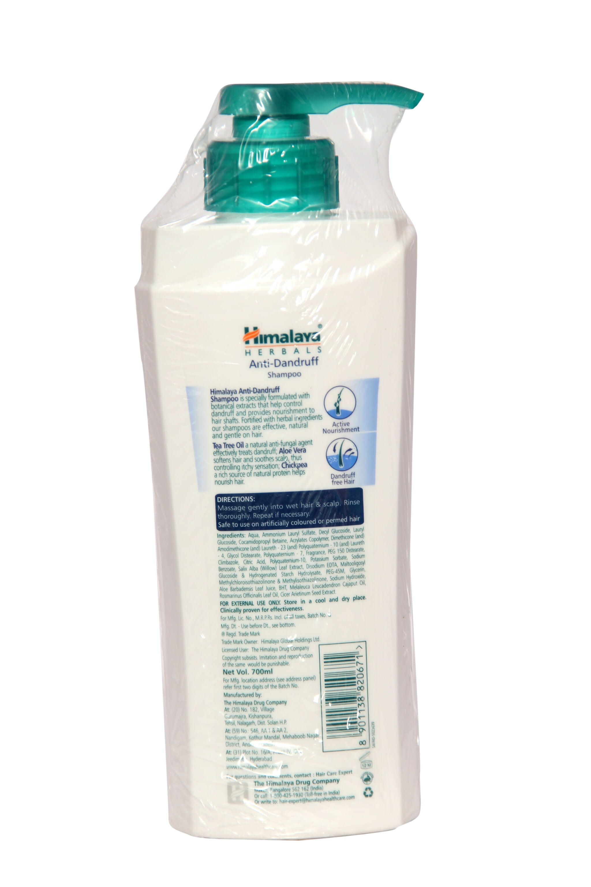 Himalaya Herbals Anti-Dandruff Shampoo