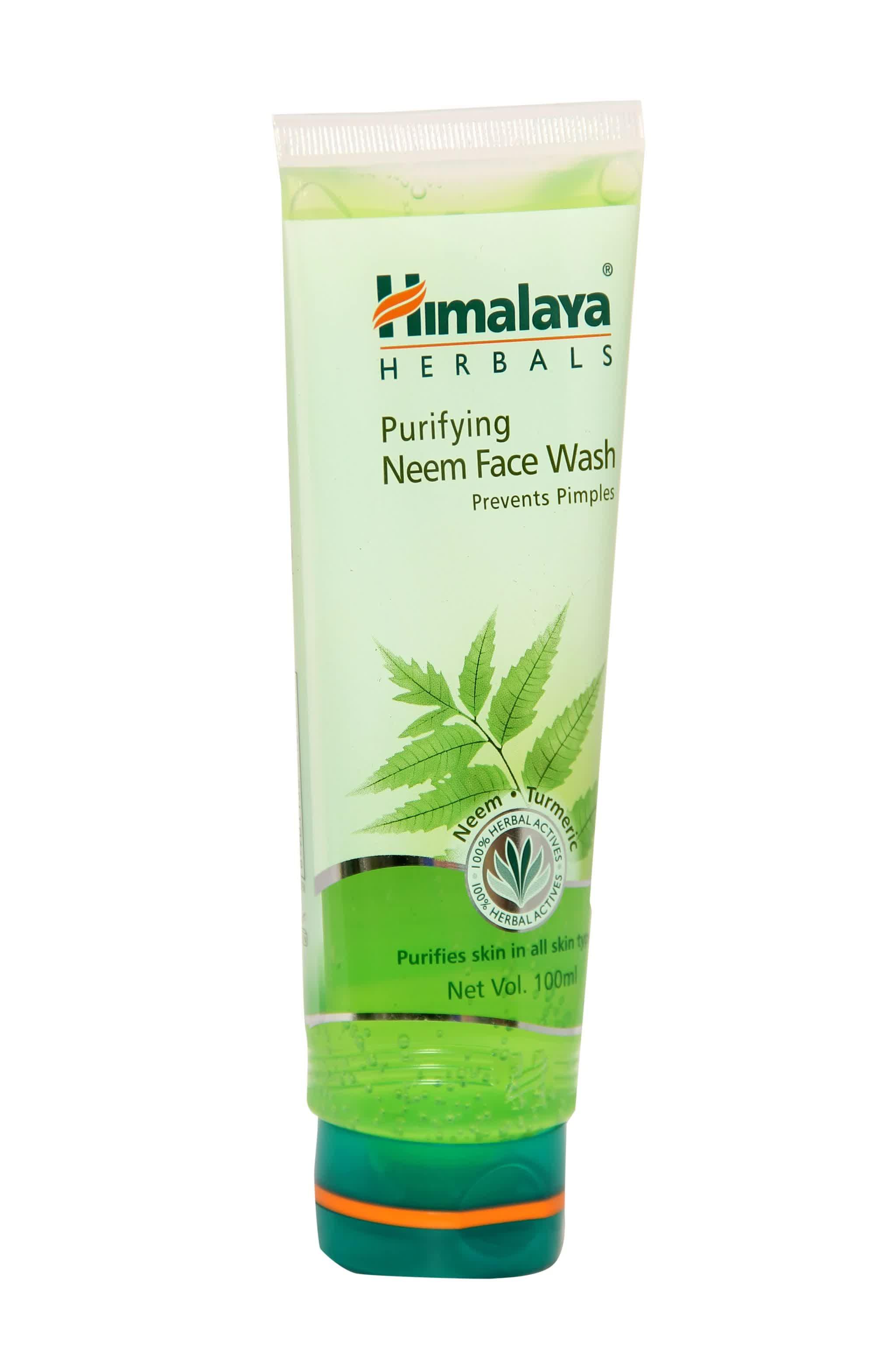 Himalaya Herbals Neem Face Wash 100 Ml