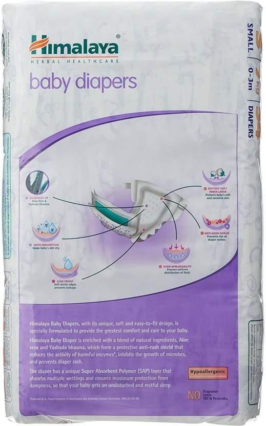 Himalaya S 54 - S Diaper 54 Pc