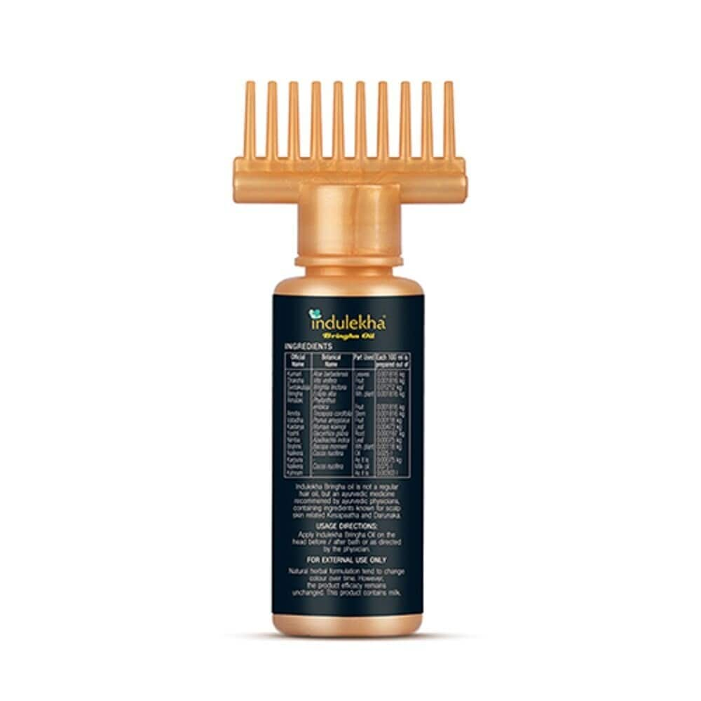 Indulekha Bringha Hair Oil 100 Ml