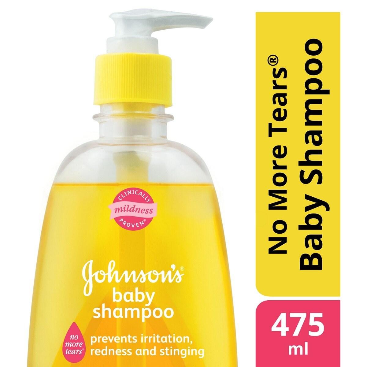 Johnson's Baby No More Tears Shampoo