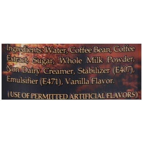 Kings Coffee Premium Cold Coffee Vanilla Super Smooth 280 Ml