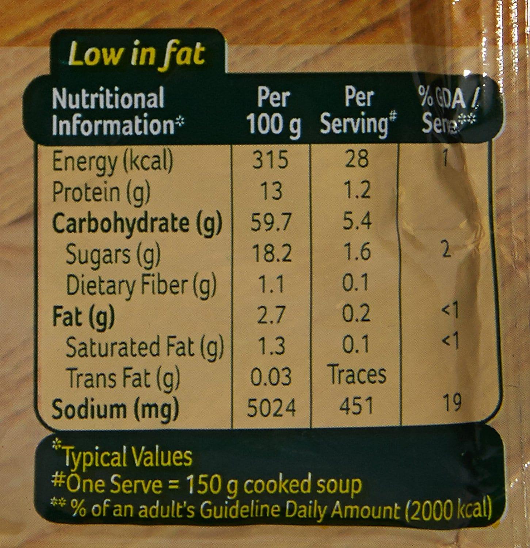 Knorr Classic Soup Creamy Mushroom 41 Gm