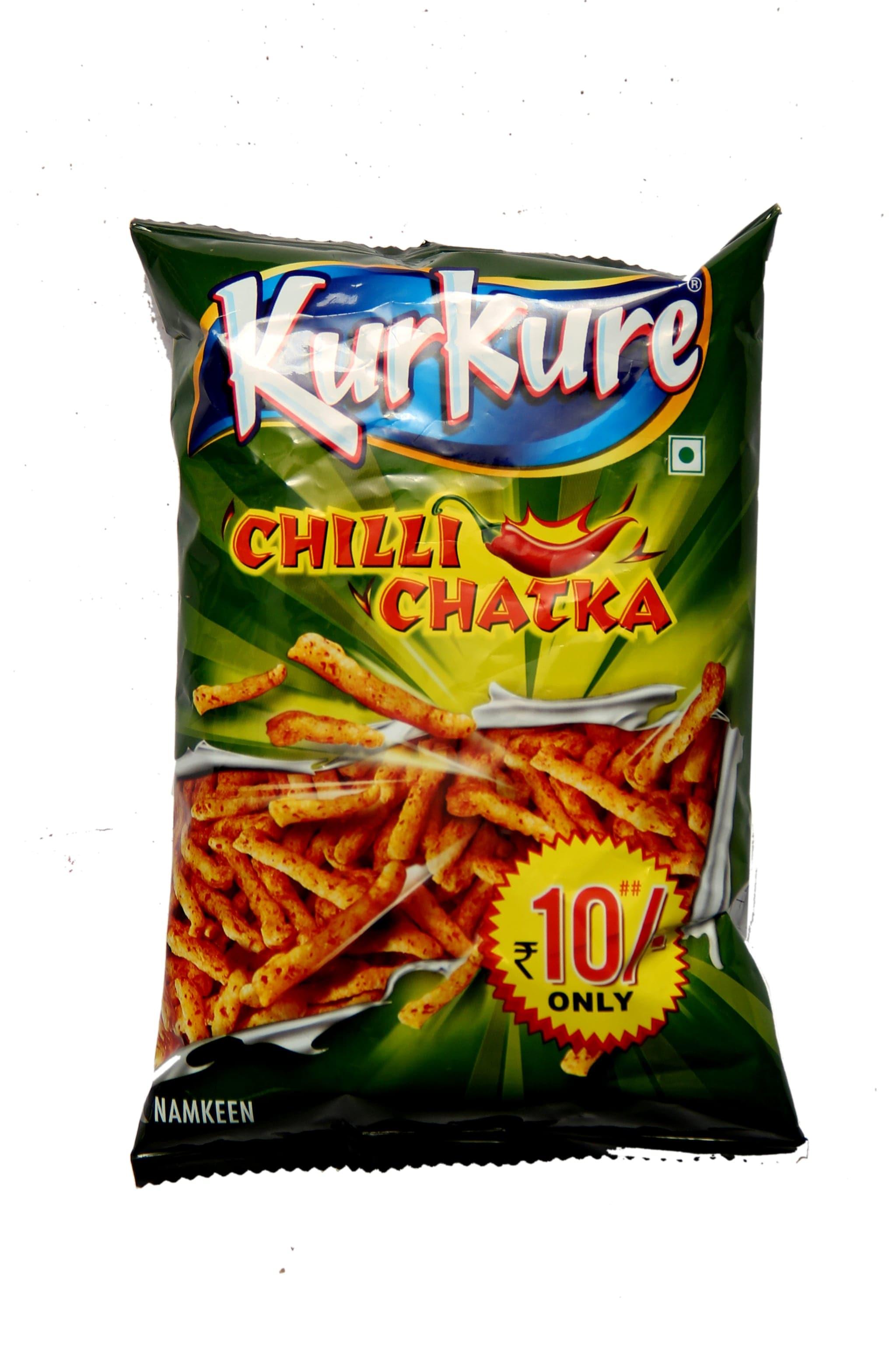 KurKure Chilli Chatka - 47 Gm 45 Gm