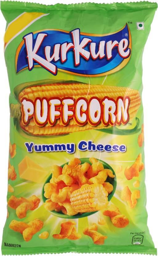 Kurkure Yummy Cheese Puffcorn 60 Gm