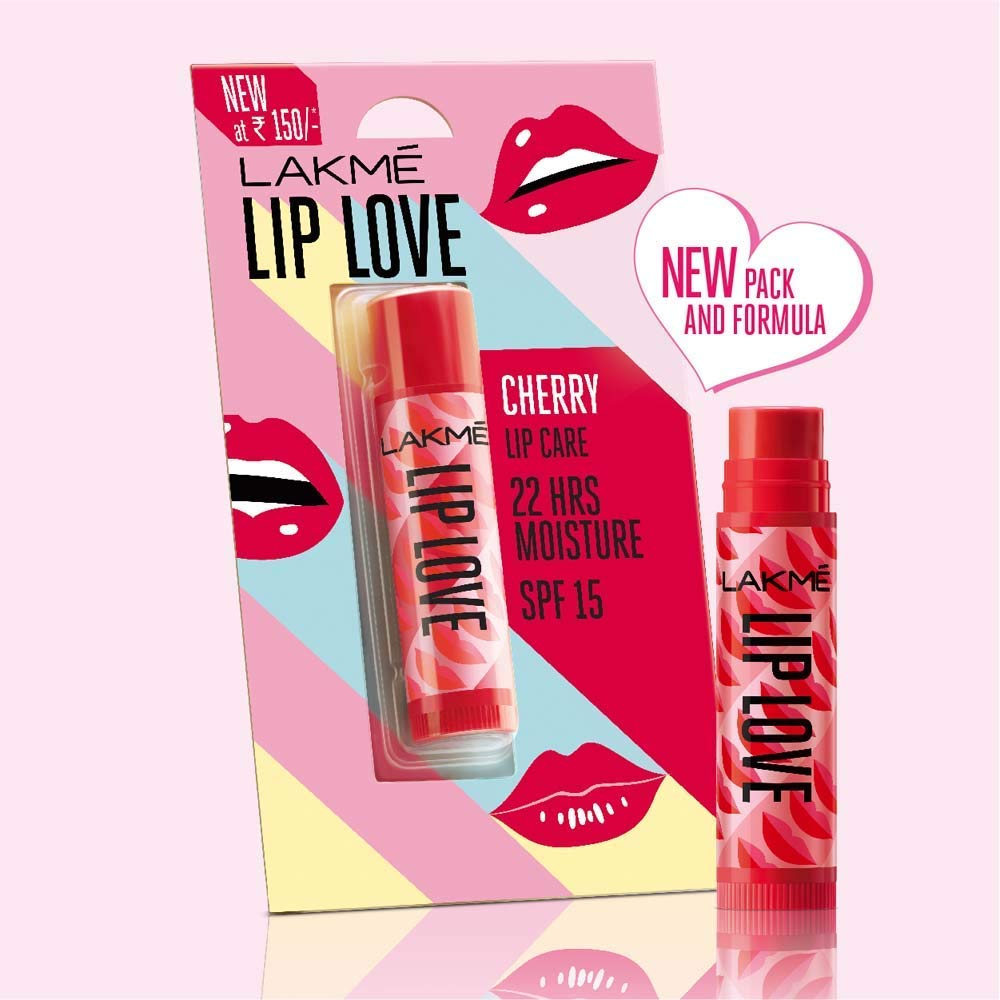 Lakme Lip Love Chapstick Purlipcare 4.5 Gm