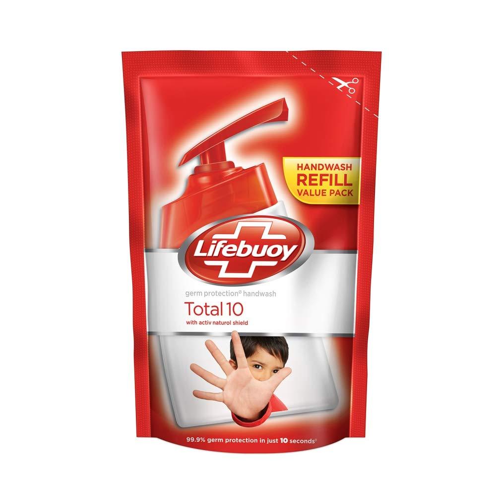 Lifebuoy Handwash-Refill (Pouch)