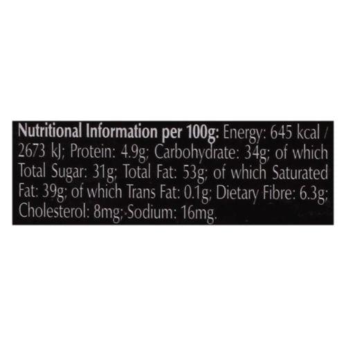 Lindt Lindor 60% Cocoa Extra Dark Chocolate 100 Gm