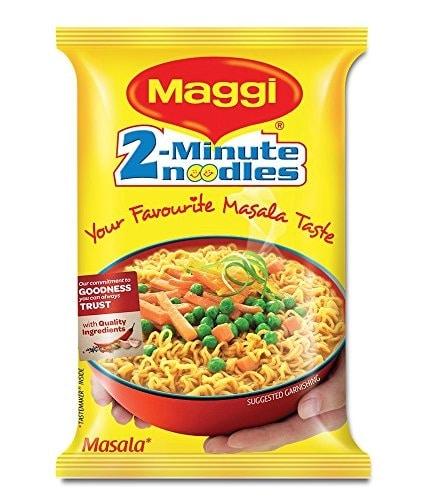 Maggi 2 Minutes Masala Noodles 70 Gm