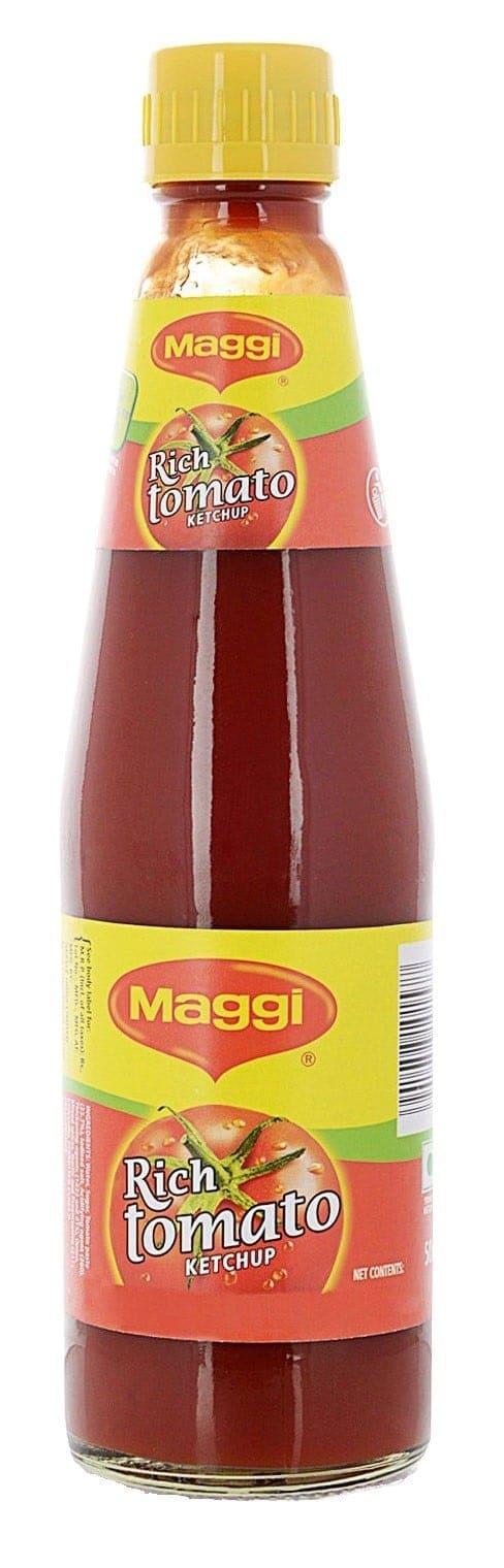 Maggi Rich Tomato Ketchup 500 Gm