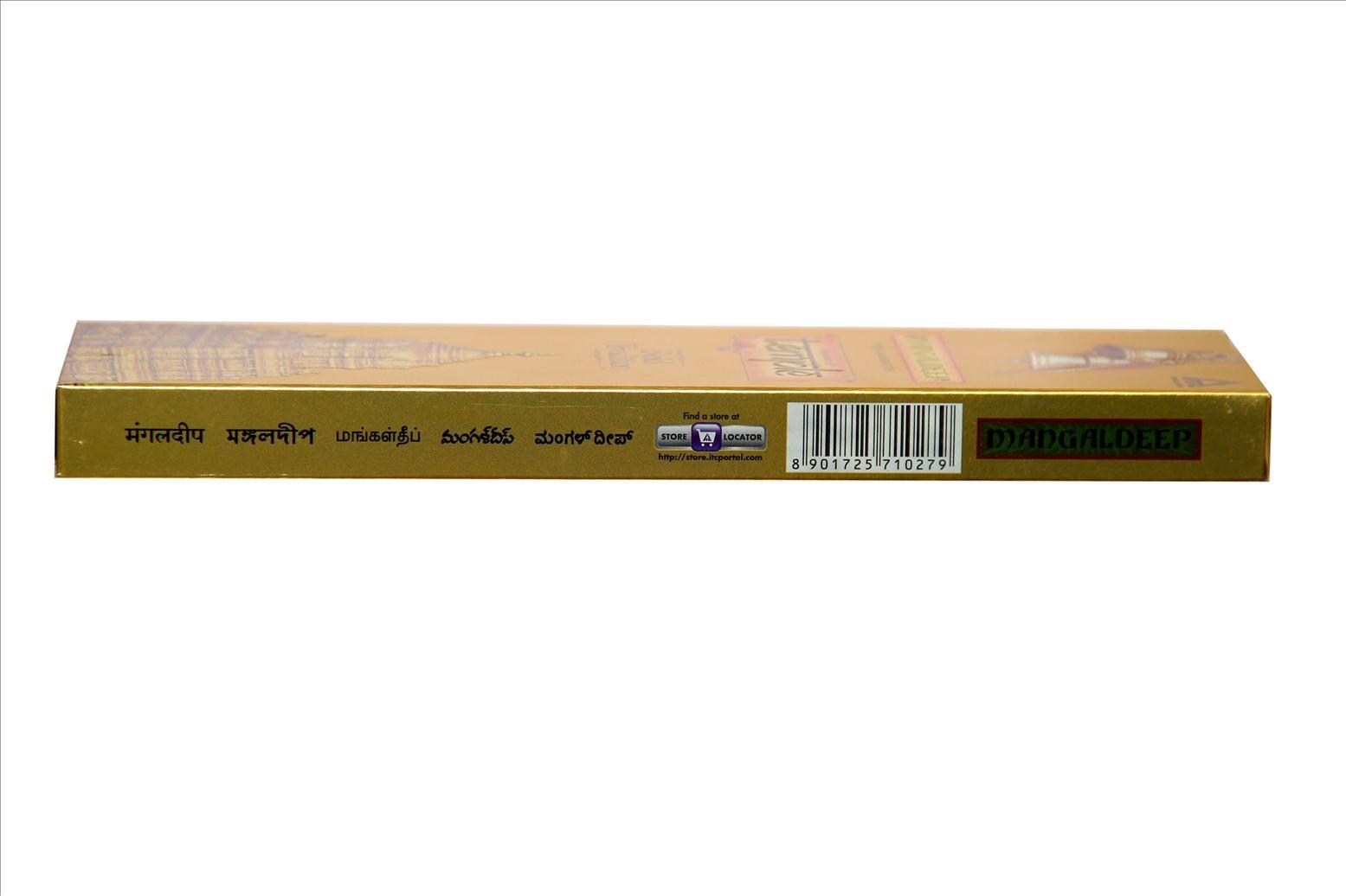 Mangaldeep Gold Tradition Puja Agarbattis 75 Gm