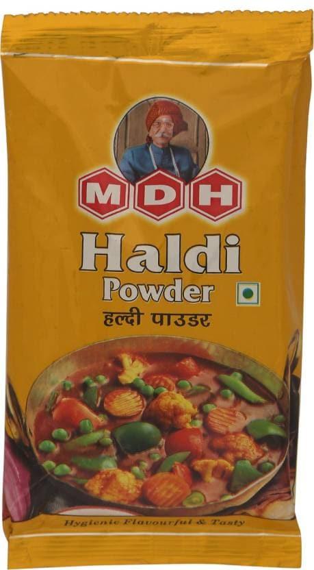 MDH Haldi Turmeric Powder (Pouch) 100 Gm