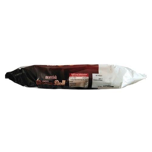 Moreish Chocolate Cream Roll