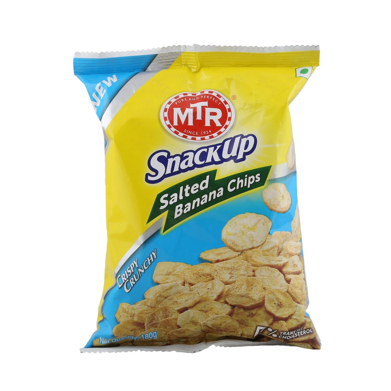 MTR Banana Chips Salted
