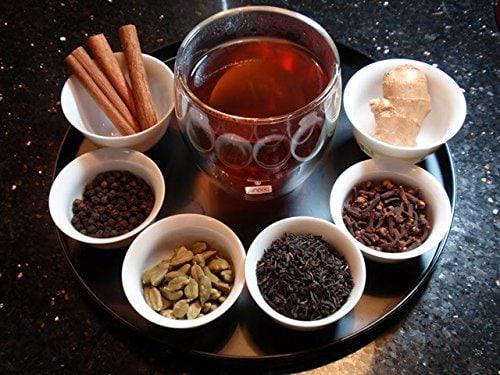 Nargis Darjeeling Organic Ginger Cinnamon Clove Blended Tea 300 Gm