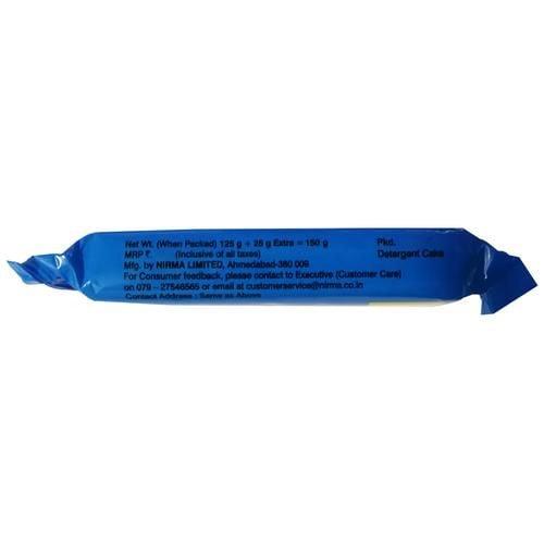 Nirma Shakti White Xtra Power Detergent Cake (Get 25 G Extra) 125 Gm