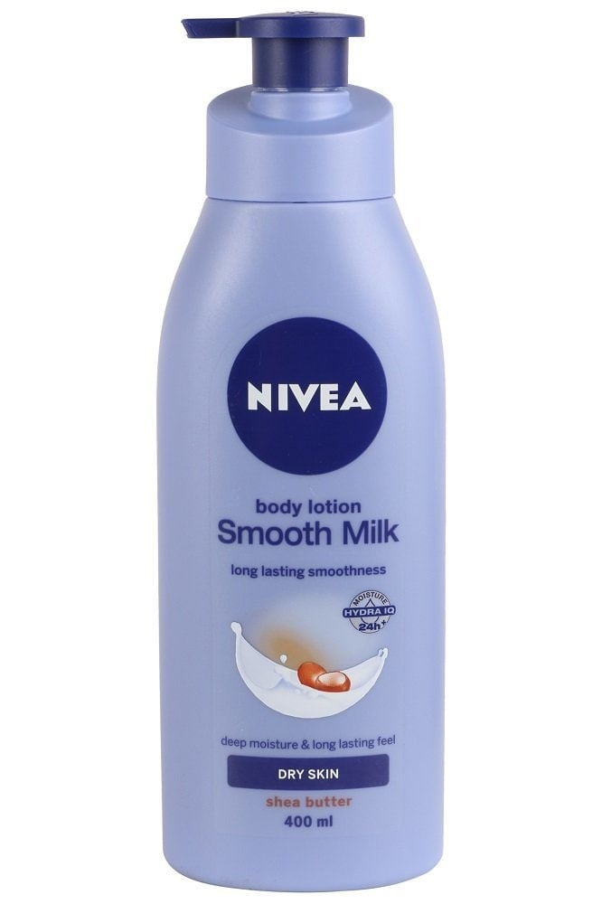 Nivea Smooth Milk Shea Butter Body Lotion
