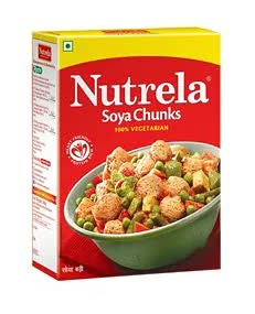 Nutrela Soya Chuncks 200 Gm