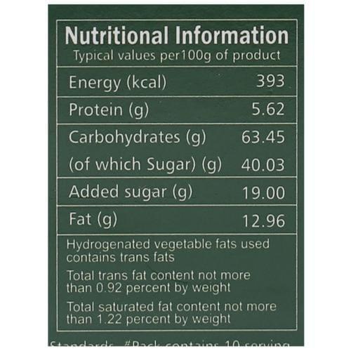 Nutrifud Cake Fruit & Nut