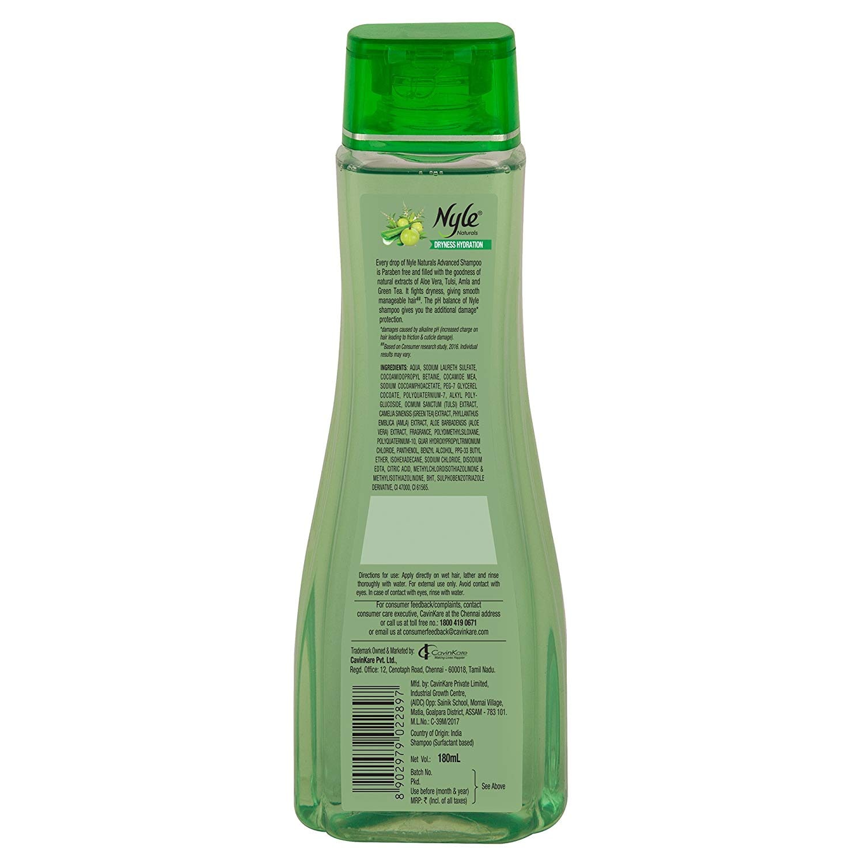 Nyle Dryness Hydration Shampoo 180 Ml