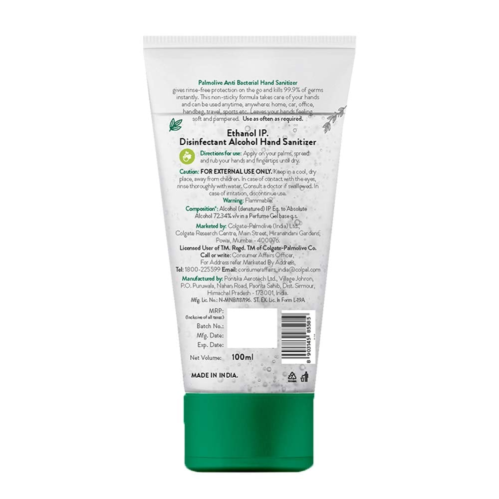 Palmolive Antibacterial Hand Sanitizer 100 Ml