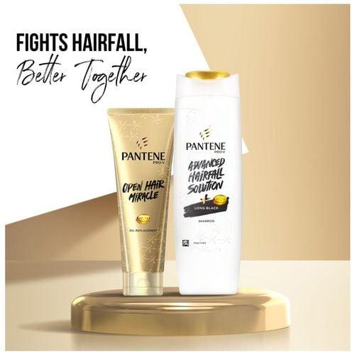 Pantene Advanced Hair Fall Solution Shampoo Long Black 75 Ml