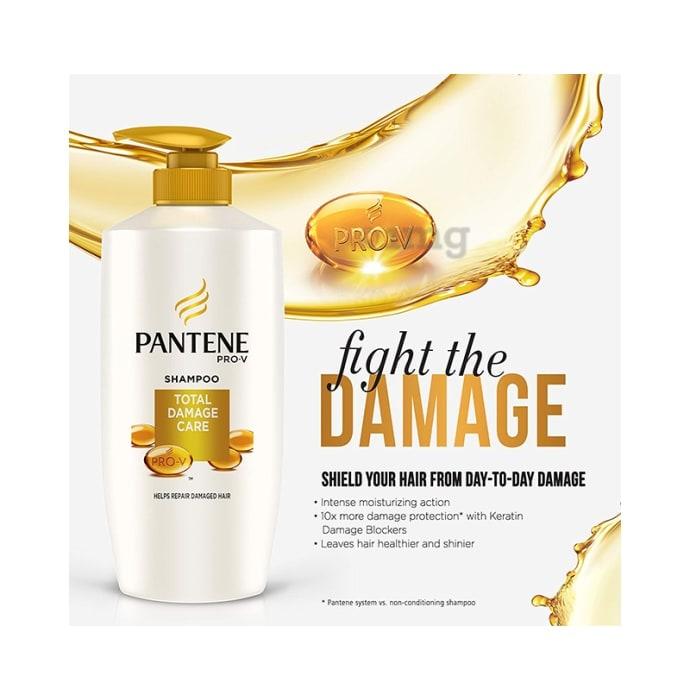 Pantene Pro-V Advanced Hairfall Solution Shampoo Hairfall Control