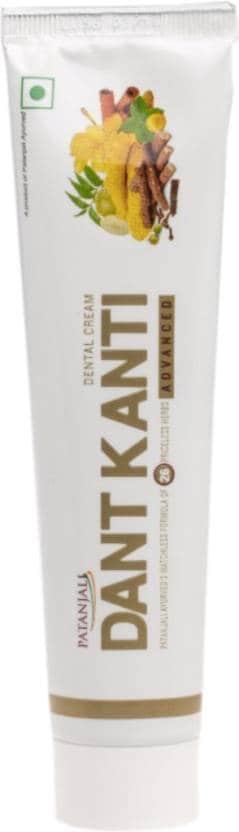 Patanjali Dant Kanti Advanced Toothpaste 100 Gm