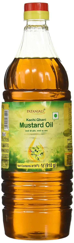 Patanjali Kachi Ghani Mustard Oil