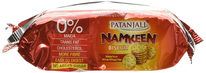 Patanjali Namkeen Biscuits