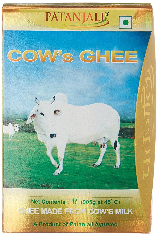 Patanjali Pure Cow Ghee (Carton)
