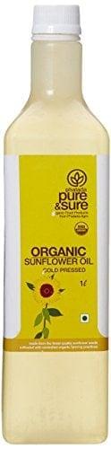 Phalada Pure & Sure Organic Sun Flower Oil