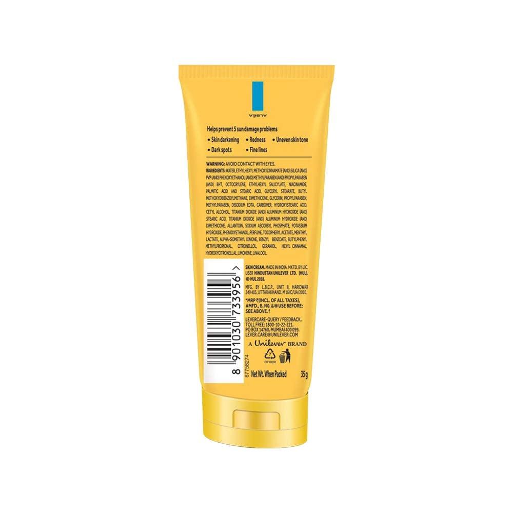 Pond's Sun Protect SPF 30 Non-Oily Sunscreen 35 Gm