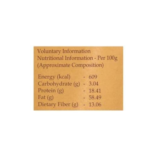 Pristine Fields Of Gold Organic Almonds (Pouch) 100 Gm