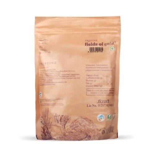 PRISTINE Fields Of Gold Organic Quinoa 500 Gm